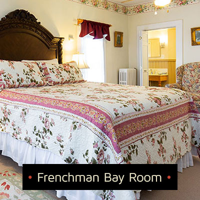 frenchman bay room