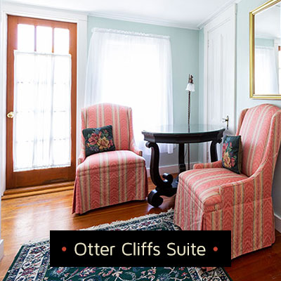 otter cliffs suite