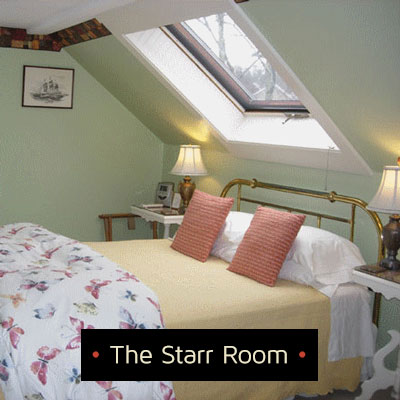 the starr room